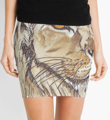 Dominion (African Lion) Mini Skirt