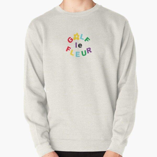 GOLF LE FLEUR Tyler the Creator Converse Logo  Pullover Sweatshirt