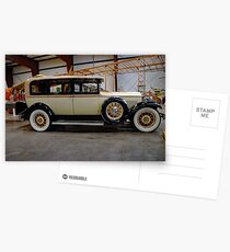The art of the car: 1931 Packard  Postcards