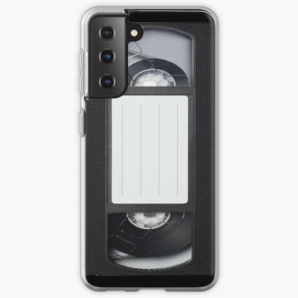 VHS Cassette Tape Case Case & Skin for Samsung Galaxy