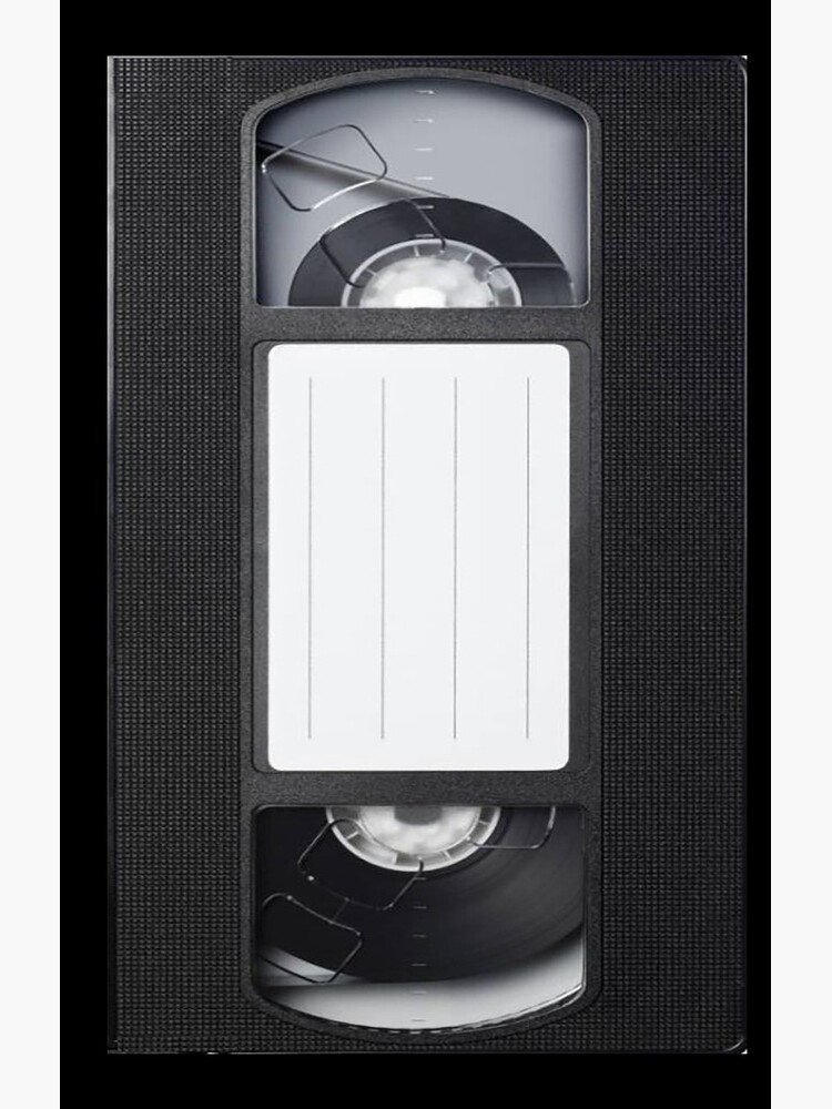 VHS Cassette Tape Case by TwoSix