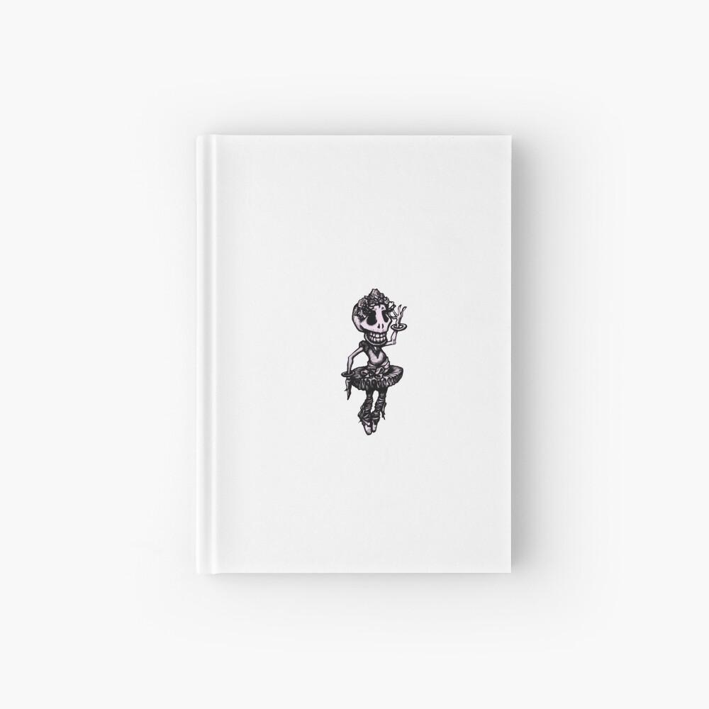 Intento - Colección cráneo Cuaderno de tapa dura