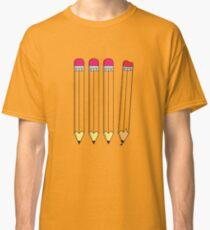 Pencils are Individuals too Classic T-Shirt