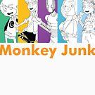 Monkey Junk - Meet The Team by monkeyjunk