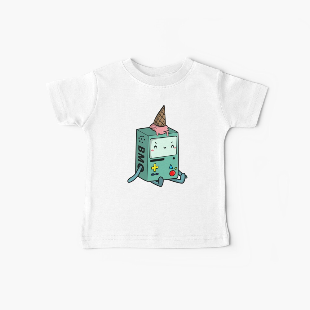 BMO adventure time Baby T-Shirt