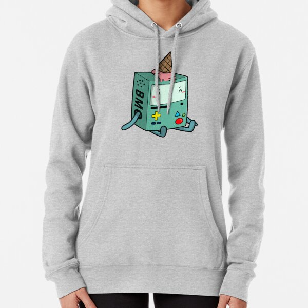 BMO adventure time Pullover Hoodie