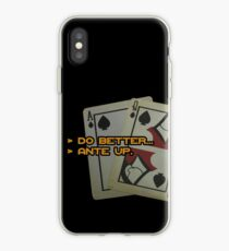 BlackJack CM iPhone Case