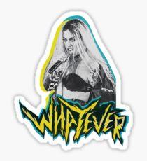 Adore Delano Whatever Sticker