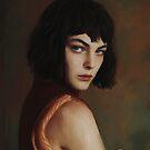 Girl in September  by Chandler Bolin
