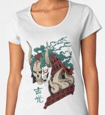 吉光 Yoshimitsu, Leader Of The Honorable Manji Clan Women's Premium T-Shirt