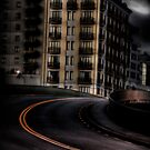 Hopetoun Road by Ant Vaughan