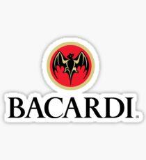 BACARDI RUM Sticker