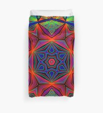 The Portal of Joy Duvet Cover