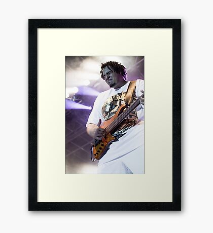 Rock it! Framed Print