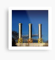 Power-plant (Rye House - Hoddesdon) Metal Print