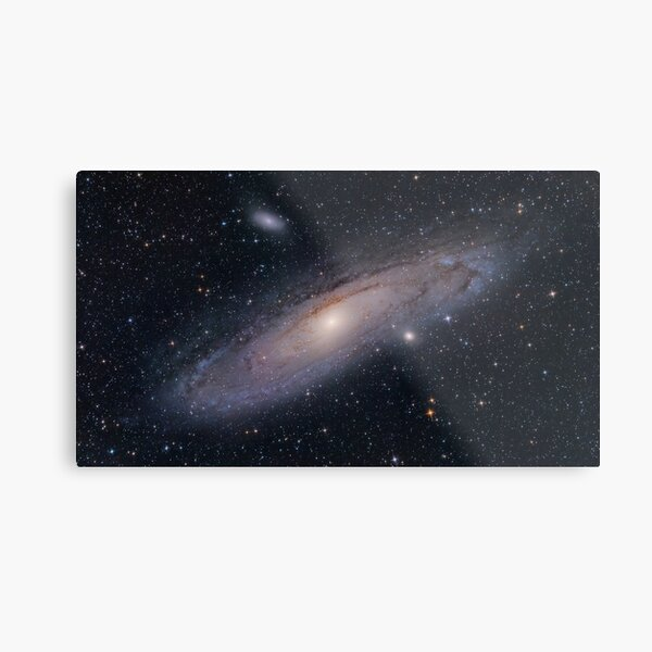 Andromeda Galaxy, M31 Metal Print