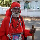 Self portrait, Goa by photoartindia