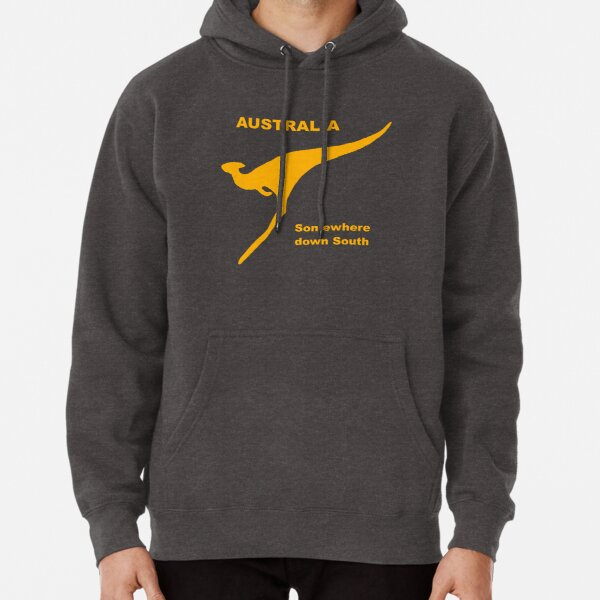 Somewhere Down South - Large Logo Pullover Hoodie