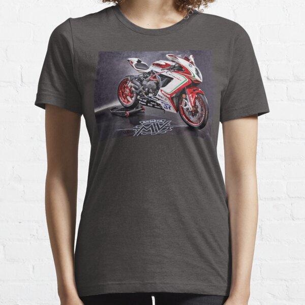 JL Ultimate MV Agusta Dragster 800RC 2017 Motorbike Art T-shirts