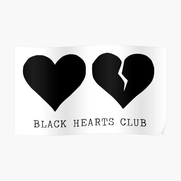 yungblud black hearts club Poster