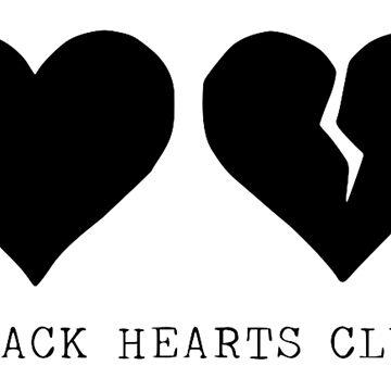 Yungblud schwarzer Herzklub von hlncxiiiv