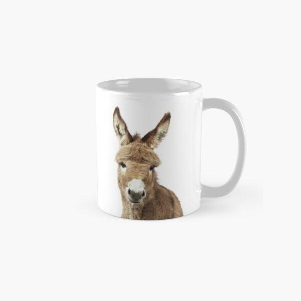 Portrait d'âne Mug classique
