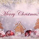 Merry Christmas Decorative Photoart by hurmerinta
