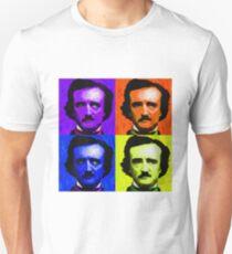 Pop Art - Edgar Allan Poe T-Shirt