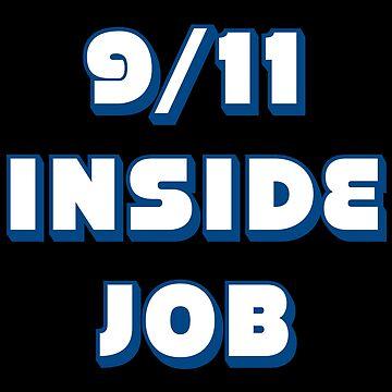 9/11 inside job illuminati by untagged-shop