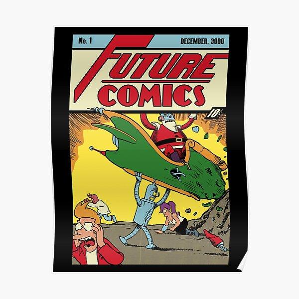 Future Comics Poster