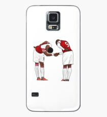 Aubameyang and Lacazette Case/Skin for Samsung Galaxy