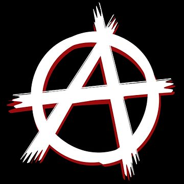 anarchism anarchy punk rock anonymous hacker by untagged-shop