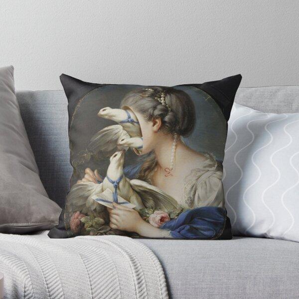 MEEKNESS Throw Pillow