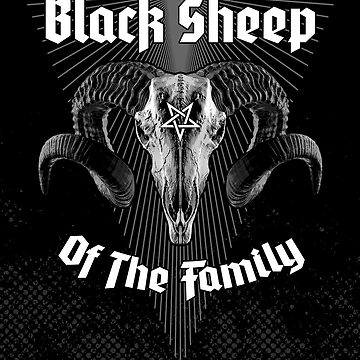 Black Sheep Of The Family by GrandeDuc