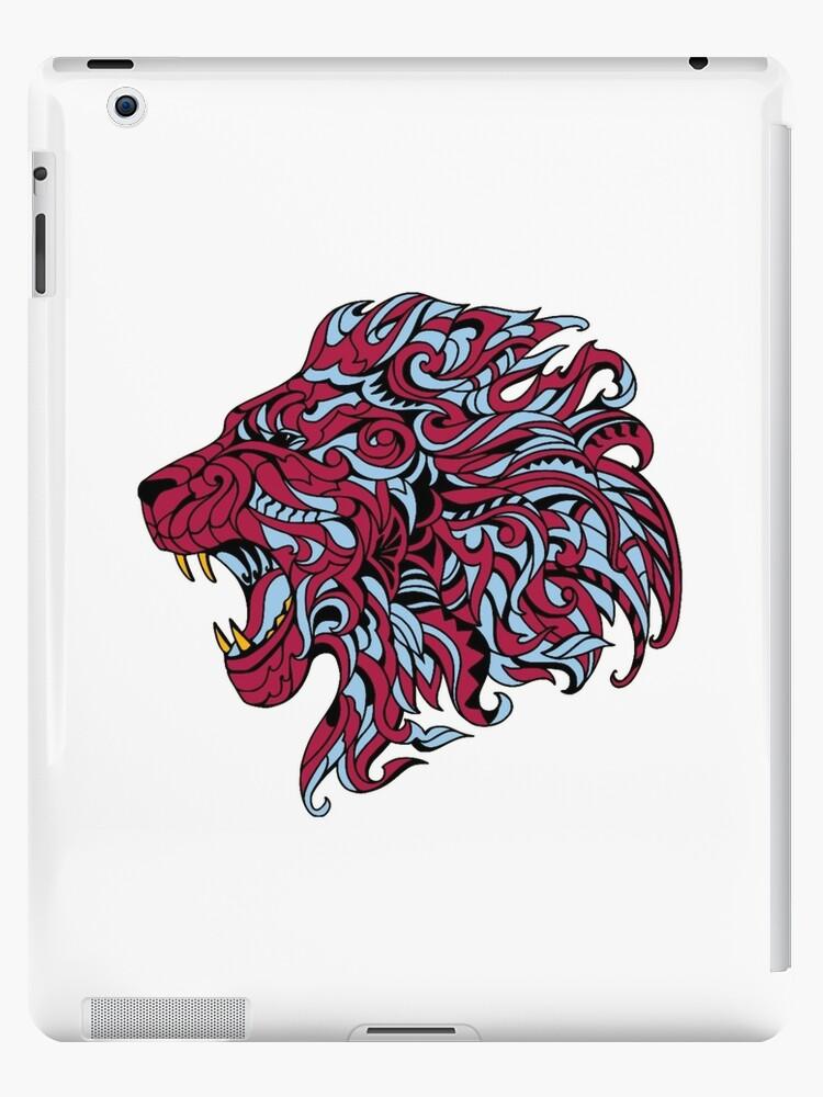Abbildung Lion Aston Villa von janetsulis