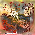 Sounds of Heaven [ E-Gitarre, links - Psalm 92:1-6 ] von KSN-Berlin
