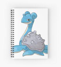 Lapras Extra Large HiRes Design Spiral Notebook