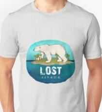 Lost Slim Fit T-Shirt