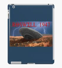 Roswell Lightning iPad Case/Skin