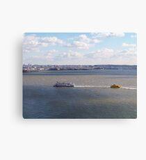 Lienzo New York Harbor