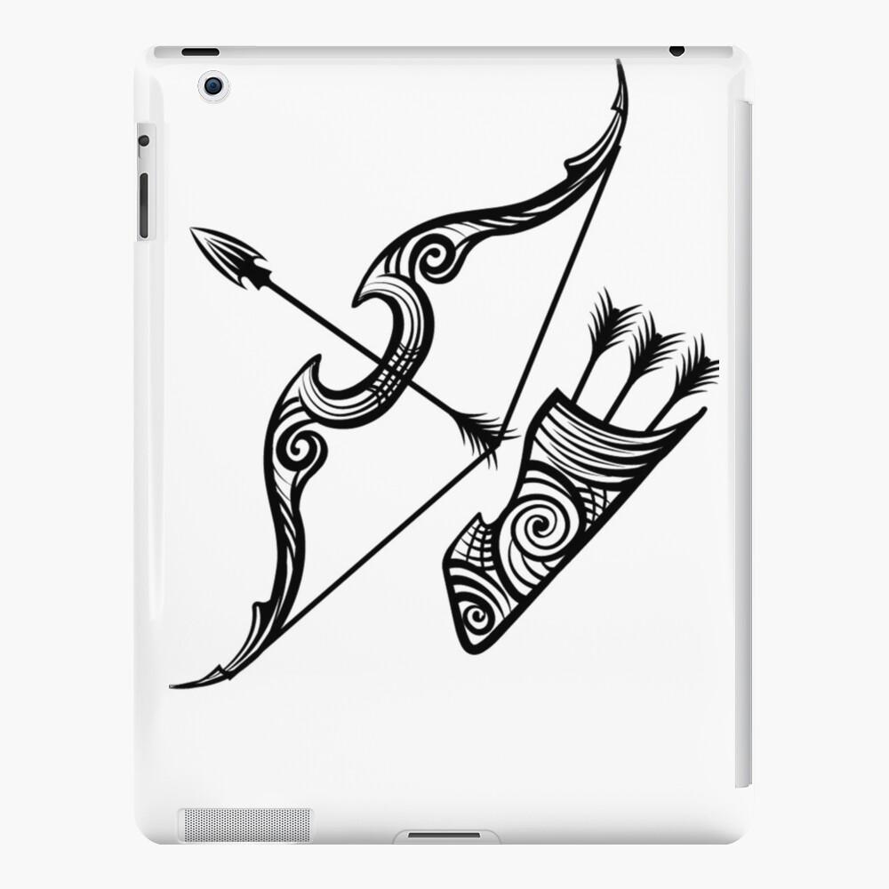Schütze Liebhaber - Schütze Horoskop iPad-Hüllen & Klebefolien