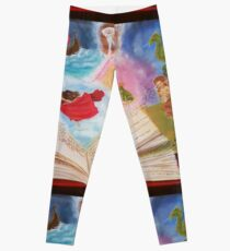 Once Upon a time Leggings