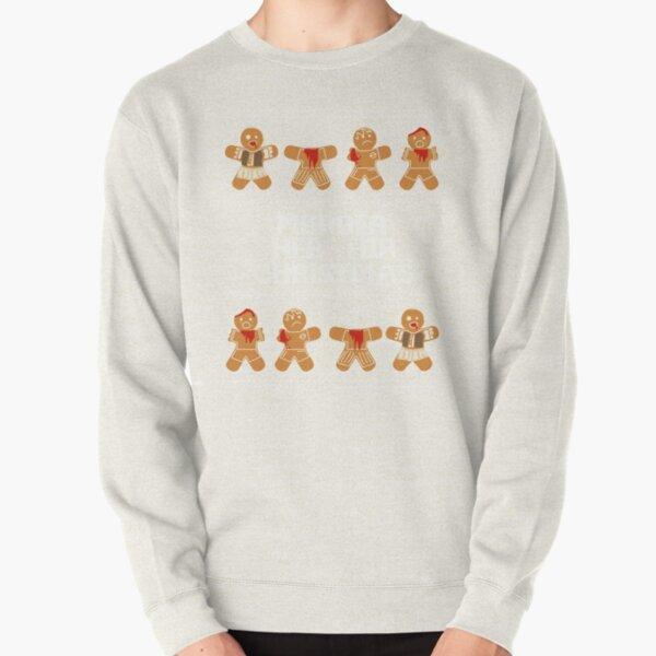 Murder Her For Christmas Pullover Sweatshirt