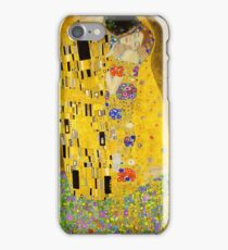 The Kiss - Gustav Klimt iPhone Case/Skin