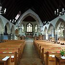 ST PAULS CHURCH. by Lilian Marshall