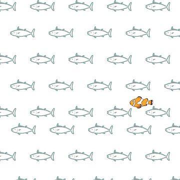 Finding Nemo by ButterfliesT