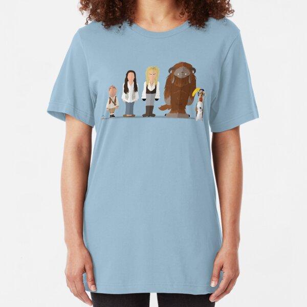 Labyrinth Slim Fit T-Shirt