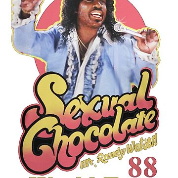 Sexual Chocolate 88' World Tour Randy Watson Eddie Murphy Movie 11 OZ Mug by Caitlin123123