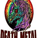 Unicorn Death Metal by Caitlin123123