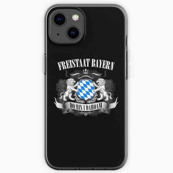 FREISTAAT BAYERN iPhone Flexible Hülle
